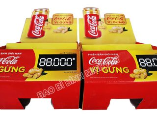 Coca Cola Paper Display Stand - img 05