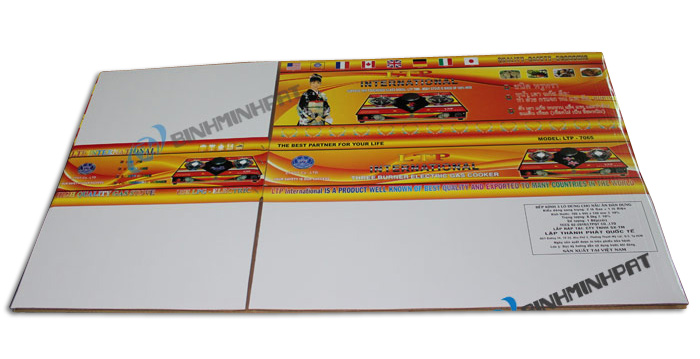 Gas Stove Packaging Box -02