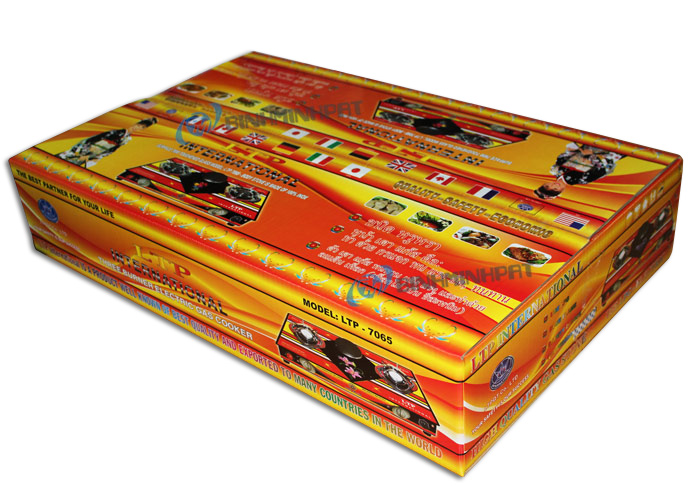 Gas Stove Packaging Box -03