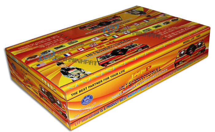 Gas Stove Packaging Box - img04