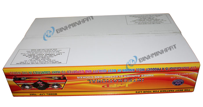 Gas Stove Packaging Box - img05
