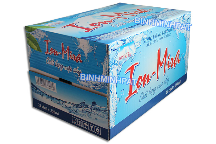 Mineral Water Bottle packaging carton box - img3
