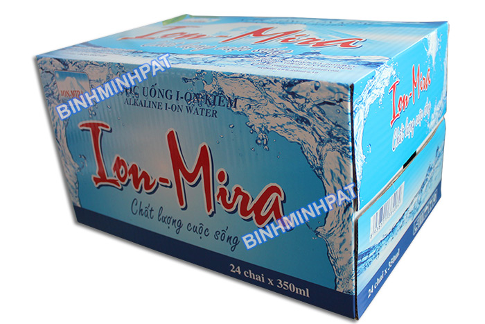Mineral Water Bottle packaging carton box - img2