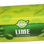 Corrugated Lime Packaging Box, Lime Printed Box