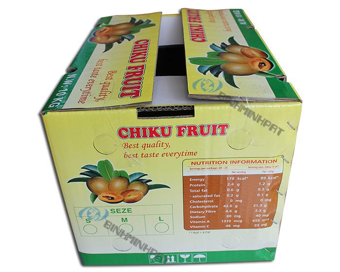 Chiku Fruit Packaging Boxes -img01