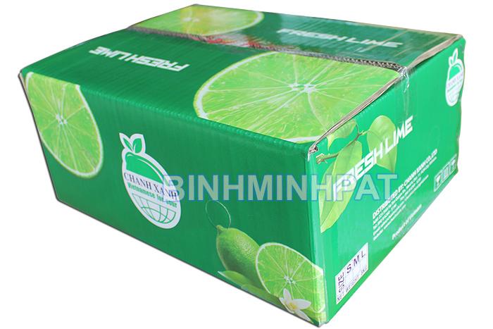 Lemon Packaging Carton Box - img 03