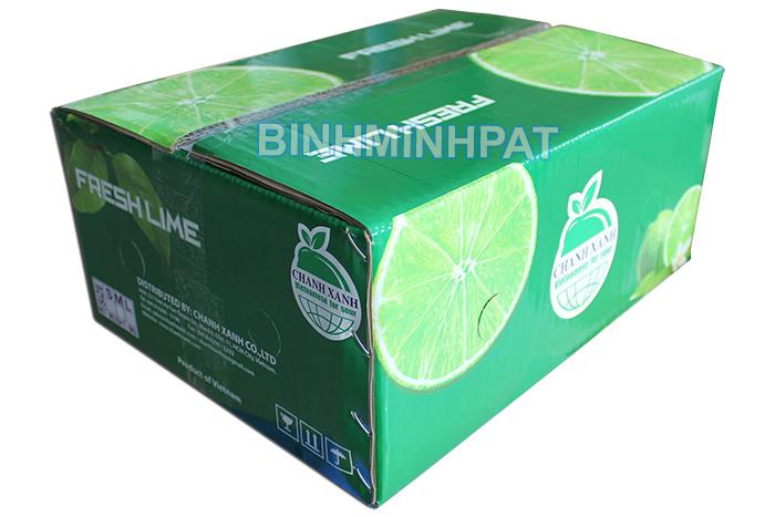 Lemon Packaging Carton Box - img 02