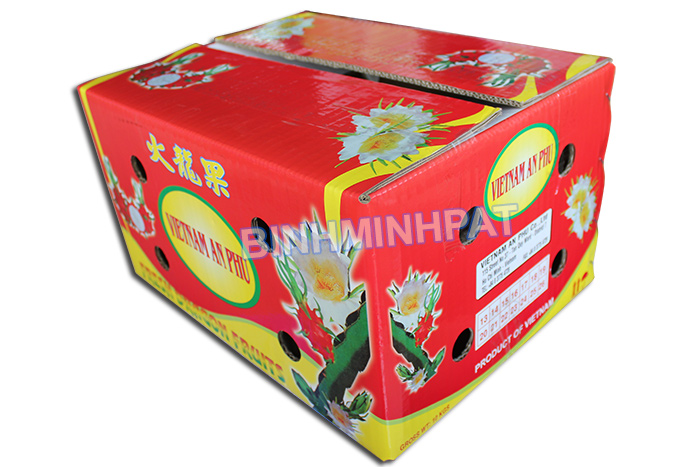 Dragon fruit packaging box - img 05