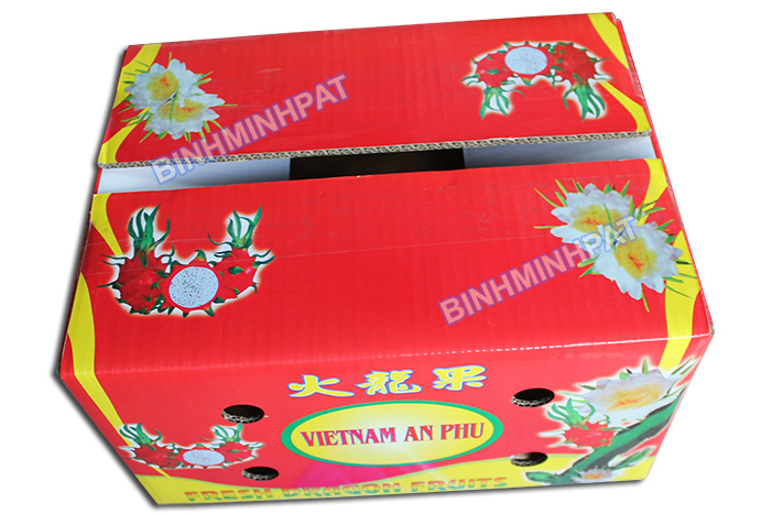 Dragon fruit packaging box - img 07