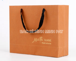 Highly Paperboard recycle washable paper bag pouch kraft - img01