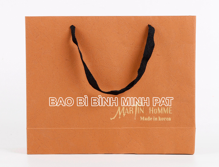 Highly Paperboard recycle washable paper bag pouch kraft - img03