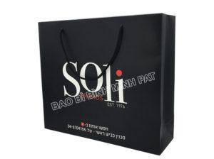 Wholesale Disposable khaki paper bag pouch kraft - img01