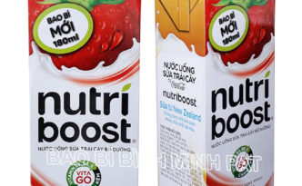 Cardboard Promotional Retail Dump Bin for Nutri Boost - img 02