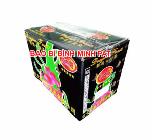 Vietnam Fresh Dragon Fruit Packaging Carton Box - IMG01