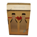 2 fish sauce bottle take away cardboard box