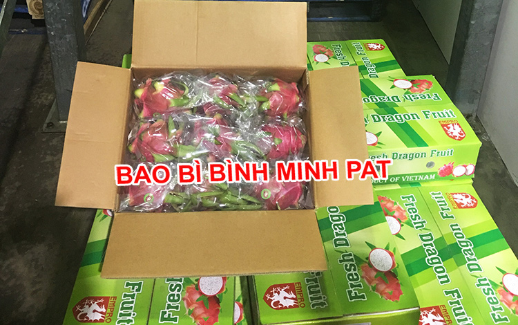 Fresh Dragon fruit packaging carton box - img-06