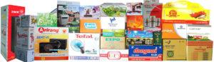 Banner Carton Boxes
