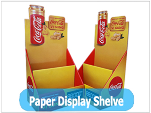 img paper display shelve