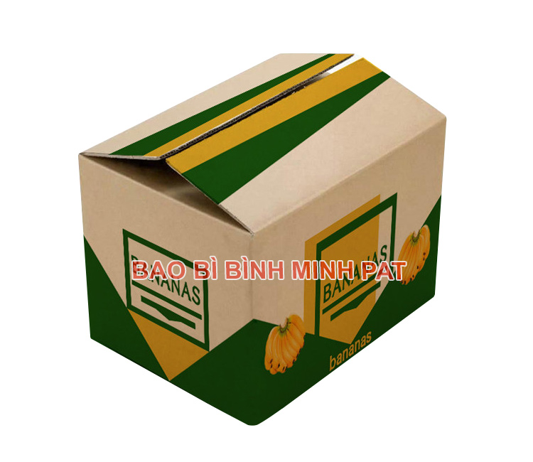 Flexo Printed Carton Box – The Best Manufacturer In Vietnam